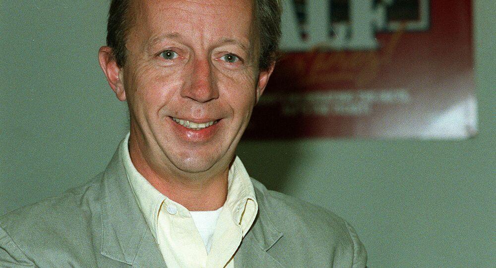 Amerykański aktor Max Wright