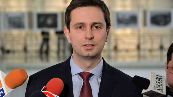 Prezes PSL Władysław Kosiniak-Kamysz - Sputnik Polska