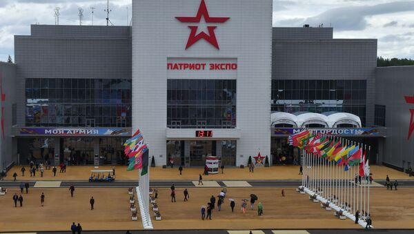 Kompleks wystawienniczy Patriot - Sputnik Polska