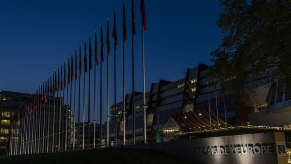 Budynek Rady Europy - Sputnik Polska