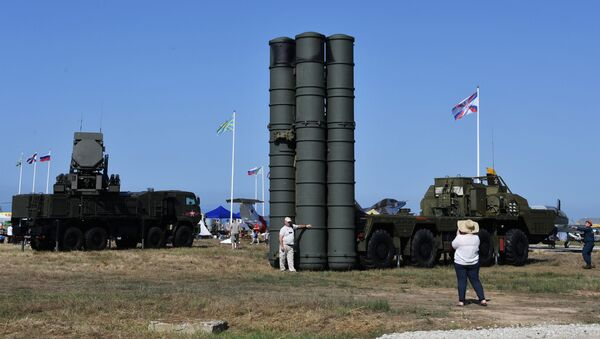 """System rakiet przeciwlotniczych S-400 """"Triumf"""" - Sputnik Polska"""