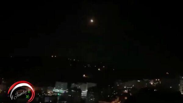 Atak na okolice Damaszku i miasta Homs - Sputnik Polska
