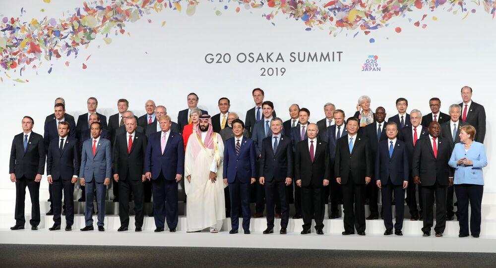 Szczyt G20 w Osace