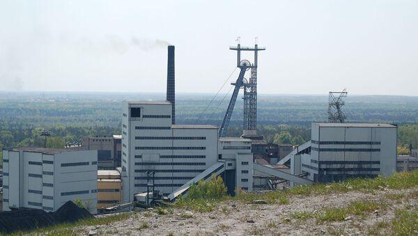 Kopalnia Murki-Staszic w Katowicach - Sputnik Polska