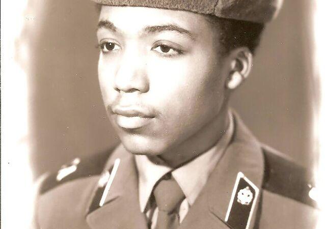 Igor Chyriak, zdjęcie z prywatnego archiwum