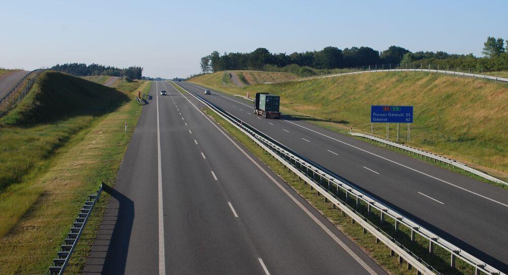 Polska autostrada A1