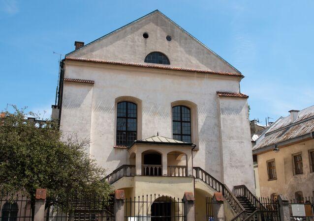 Synagoga Izaaka w Krakowie