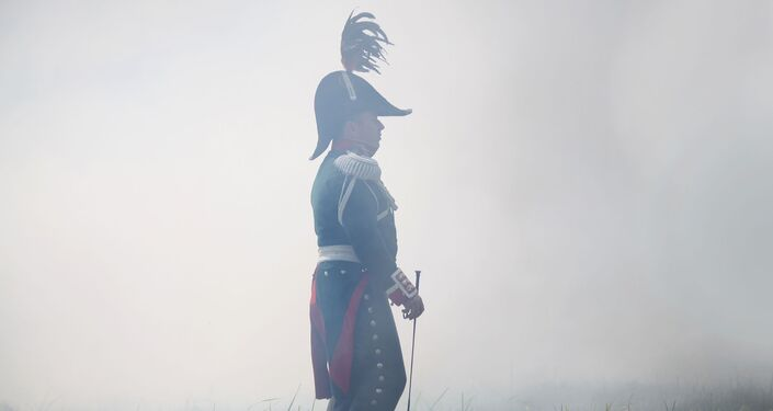 Rekonstrukcja bitwy pod Frydlandem