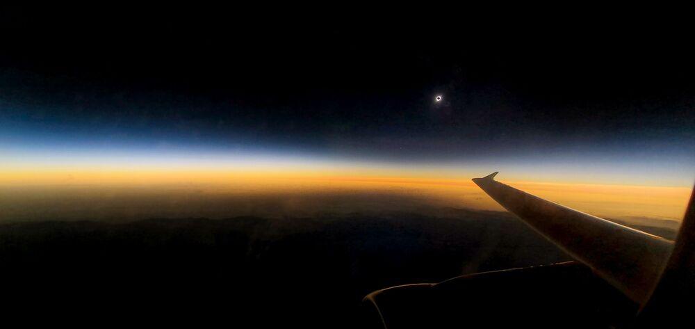 Zaćmienie Słońca 2019