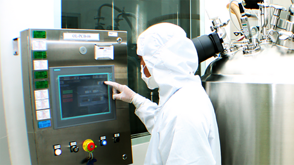 Indonezyjskie przedsiębiorstwo farmaceutyczne PT Ferron Par Pharmaceuticals - Sputnik Polska
