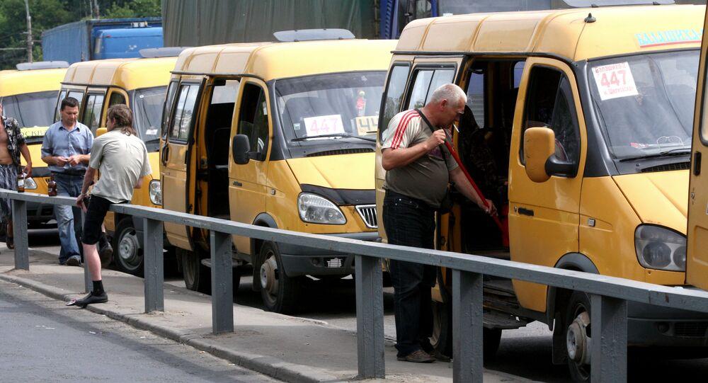 Postój minibusów