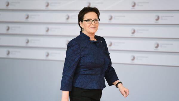 Ewa Kopacz - Sputnik Polska