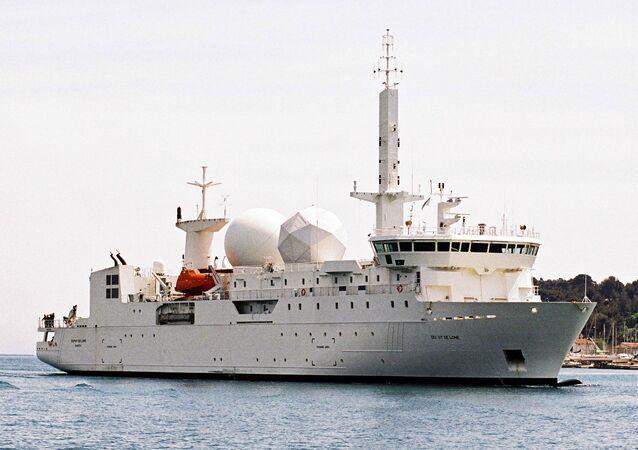Okręt rozpoznawczy Dupuy de Lôme Marynarki Wojennej Francji