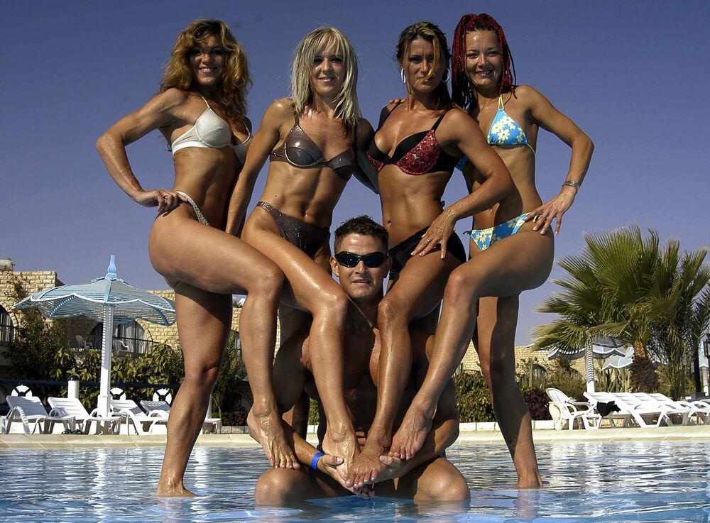 Reprezentacja Słowacji w Fitness