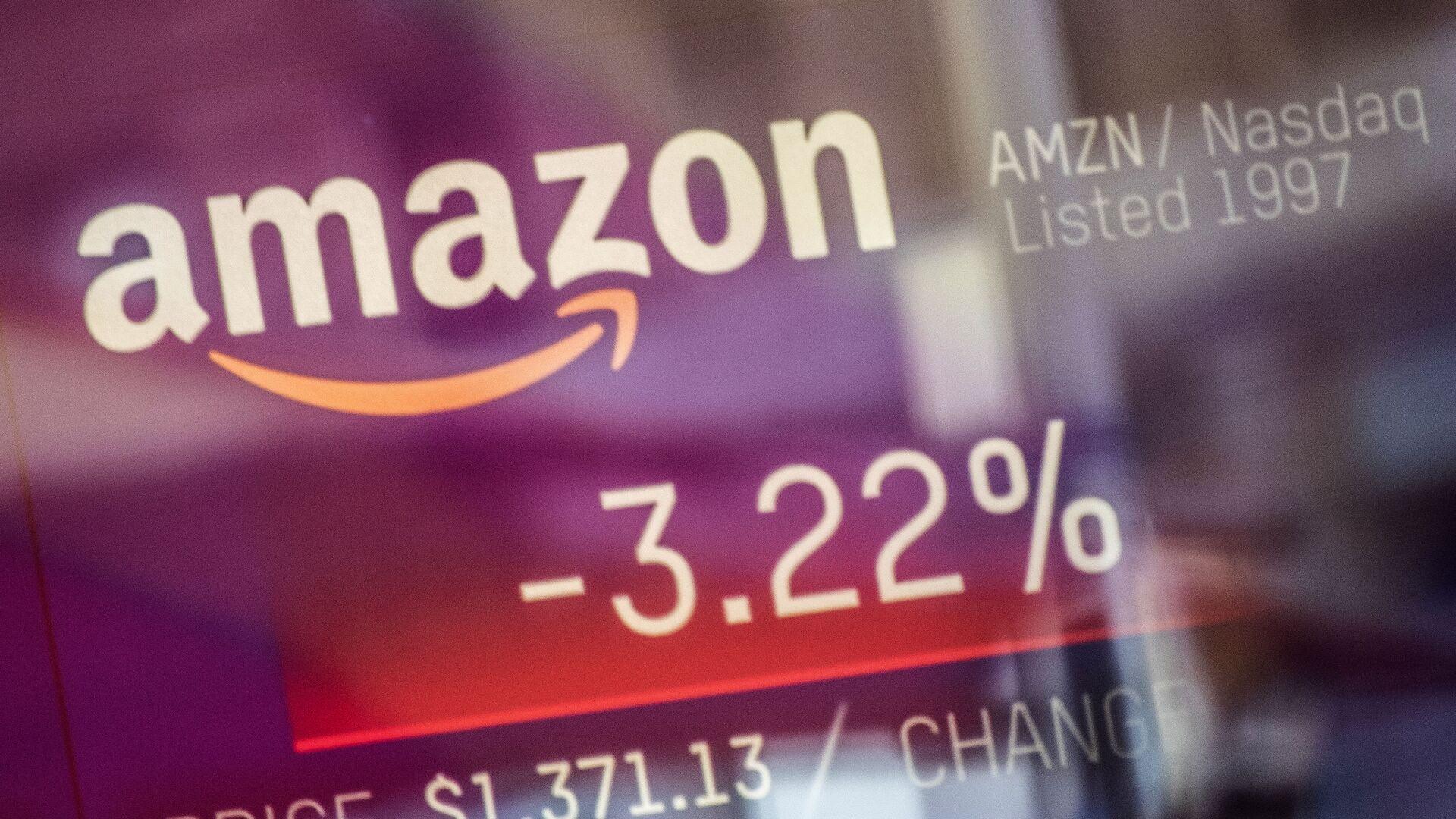 Szef i założyciel sklepu Amazon.com Jeff Bezos - Sputnik Polska, 1920, 05.07.2021