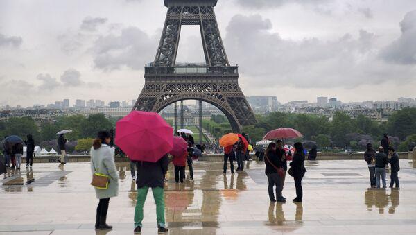 Wieża Eiffela - Sputnik Polska