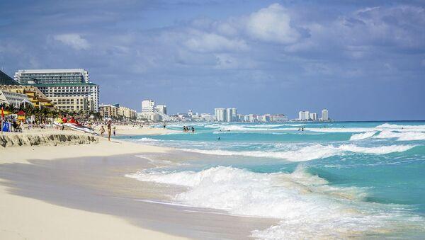 Cancún, Meksyk - Sputnik Polska