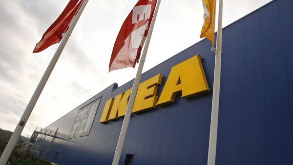Sklep Ikea - Sputnik Polska