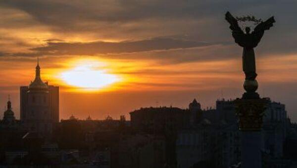 Plac Niepodległości w Kijowie - Sputnik Polska