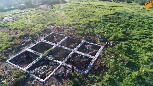Archeolodzy odkryli biblijne zaginione miasto Ziklag - Sputnik Polska