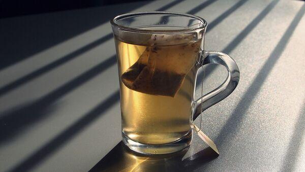 Herbata w szklance - Sputnik Polska