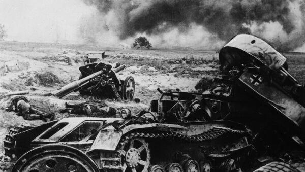 Bitwa pod Prochorowką - Sputnik Polska
