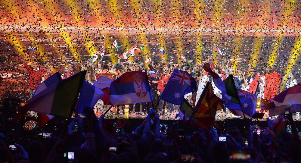 Dzieci, które wystąpiły w Rosji, nie mogą reprezentować Ukrainy na Eurowizji