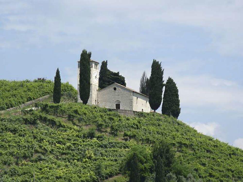 Winnice Prosecco we Włoszech