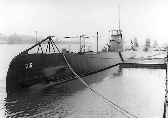 Okręt podwodny HNLMS O 16