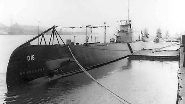 Okręt podwodny HNLMS O 16 - Sputnik Polska