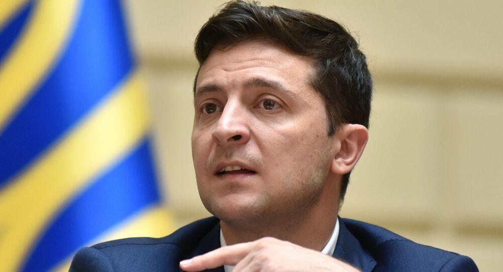Kijów zamierza doprowadzić do negocjacji z Putinem