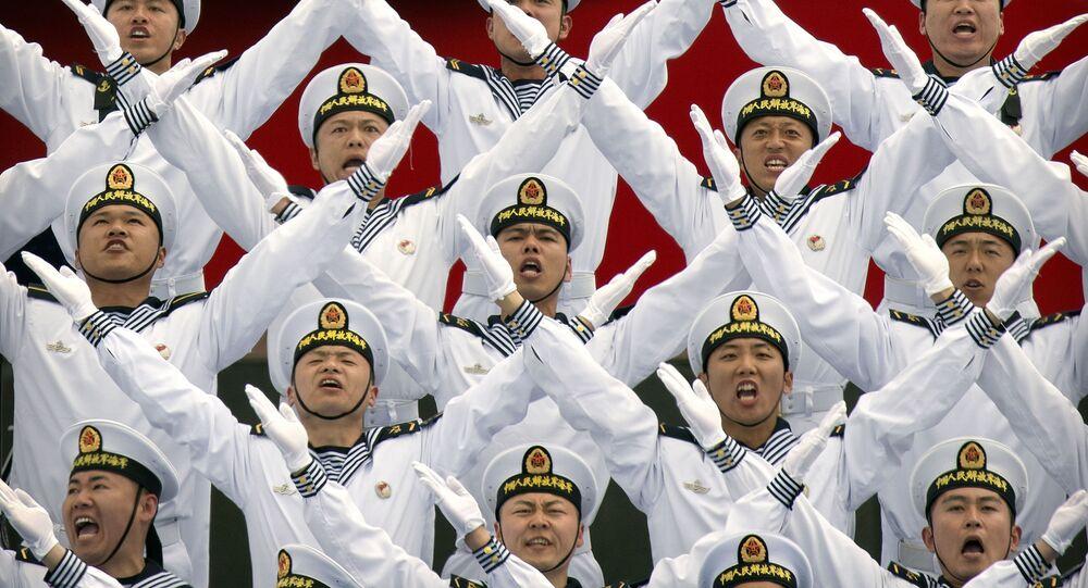 Święto chińskiej floty