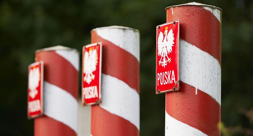 Polskie słupy graniczne