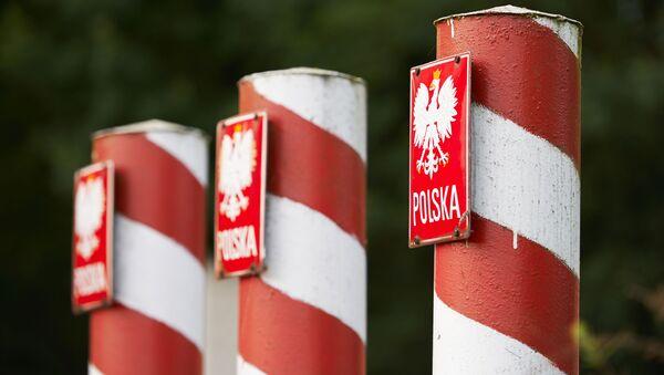 Polskie słupy graniczne - Sputnik Polska