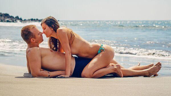 Seks na plaży - Sputnik Polska