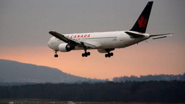 Samolot linii Air Canada - Sputnik Polska