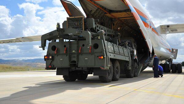 S-400 w Turcji - Sputnik Polska