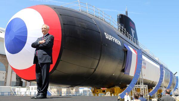 okręt Suffren - Sputnik Polska