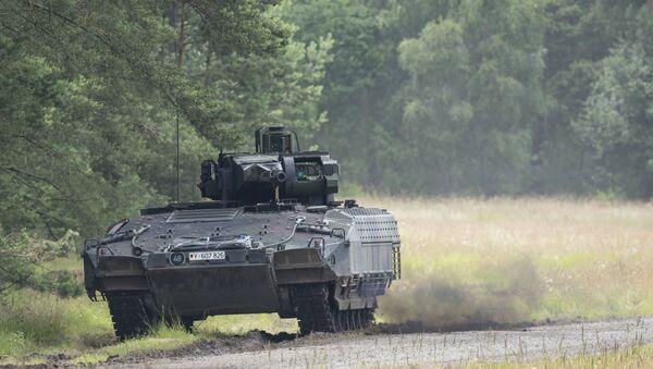 Puma , wóz bojowy - Sputnik Polska