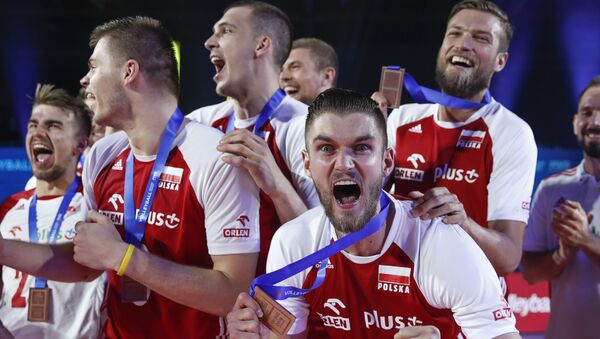 Turniej finałowy Ligi Narodów, Chicago - Sputnik Polska