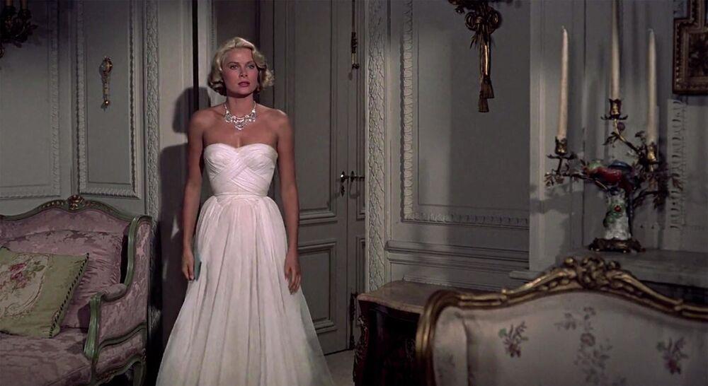 """Kadr z filmu """"Złodziej w hotelu"""""""