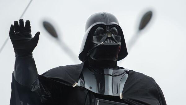 Darth Vader. Zdjęcie archiwalne - Sputnik Polska
