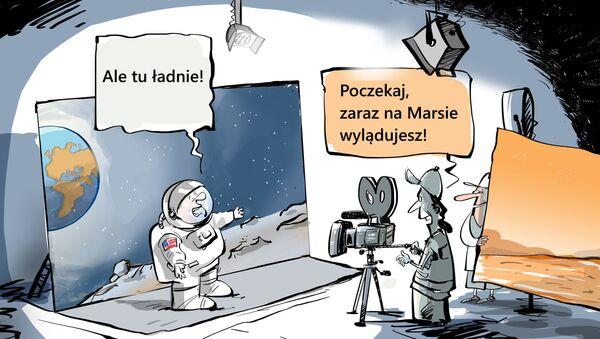 Mars coraz dalej - Sputnik Polska