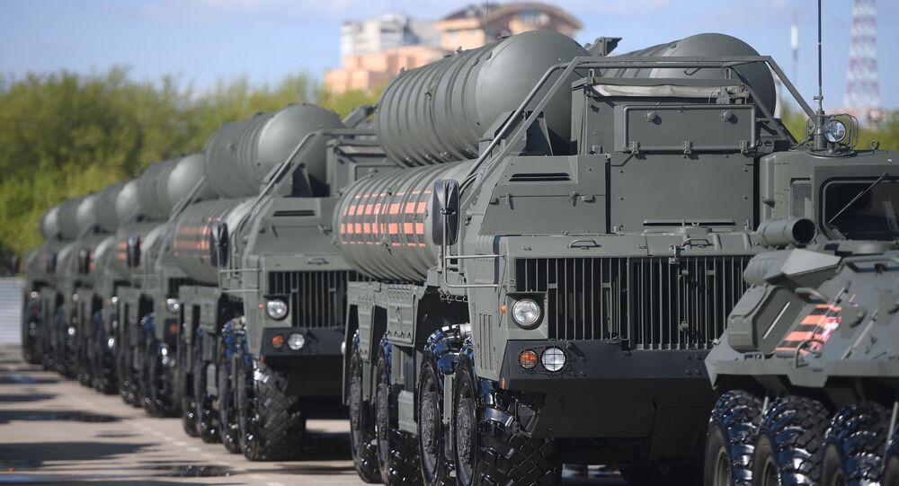 Rosyjski system rakietowy S-400