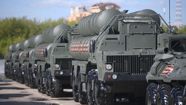 Rosyjski system rakietowy S-400 - Sputnik Polska