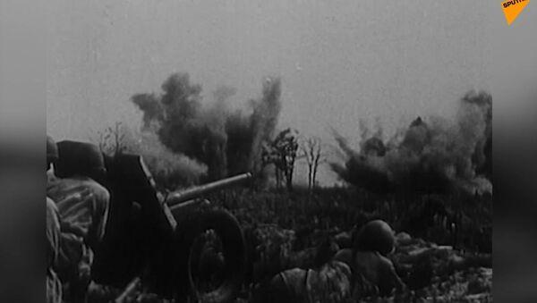 Najkrwawsza bitwa Wielkiej Wojny Ojczyźnianej - Sputnik Polska