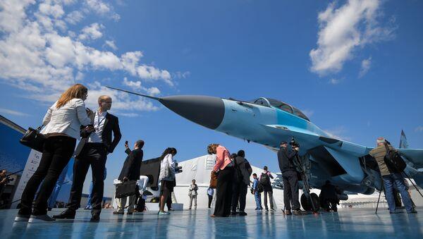 Wielozadaniowy myśliwiec MiG-35 - Sputnik Polska