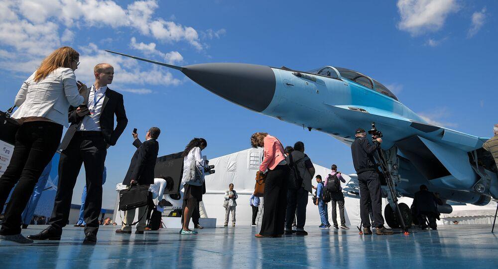 Wielozadaniowy myśliwiec MiG-35