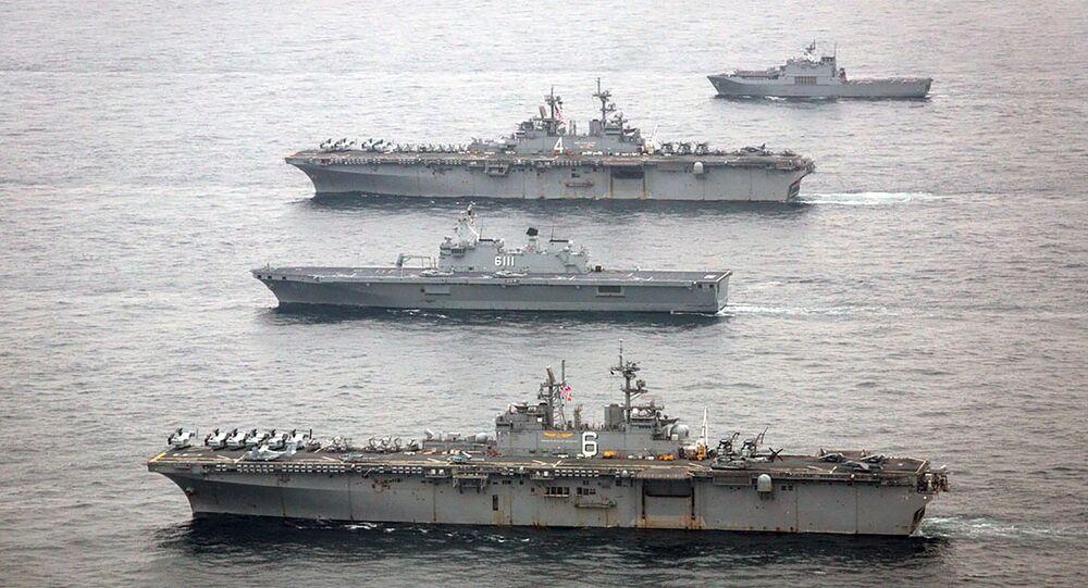Okręty amerykańskiej marynarki wojennej