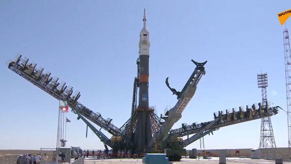 Sojuz MS-13 w pełnej gotowości! - Sputnik Polska